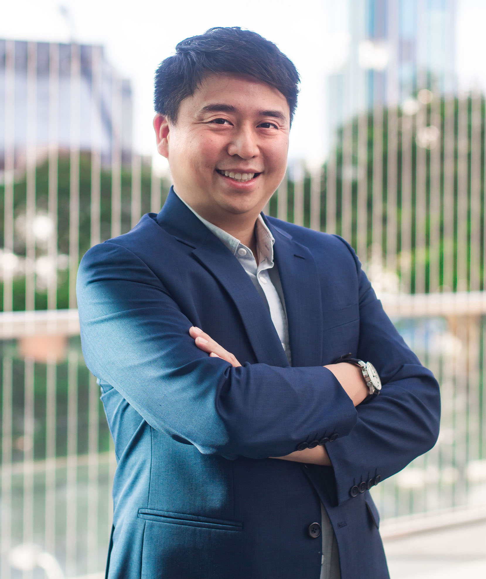 Chris Long - Cryptocurrency Analyst and Founder of CryptoTrader.Sg