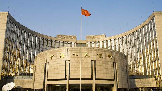 China's four state-owned banks are involved in large scale testing of digital yuan.