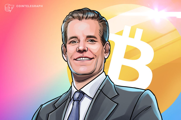 Bitcoin is a better gold than gold itself, Tyler Winklevoss says