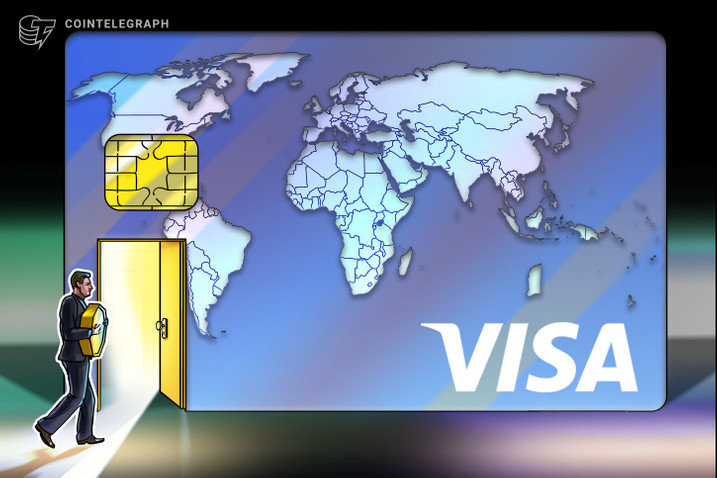 Visa will facilitate USDC payments, thanks to fresh partnership